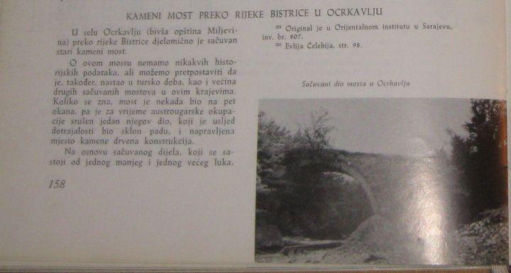 Kameni most preko rijeke Bistrice u Ocrkavlju _ 001