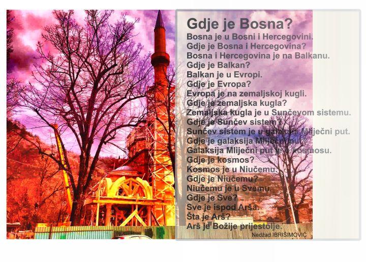 Gdje je Bosna
